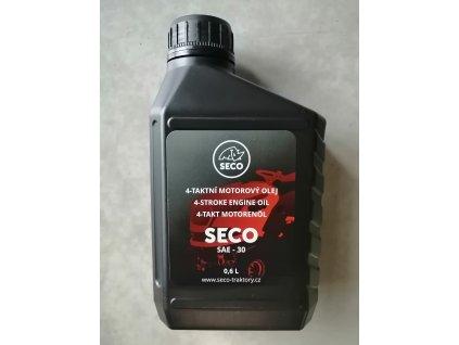 Olej SECO SAE 30 - 0,6l