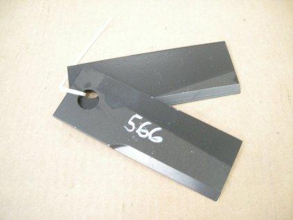 Dvojice nožů GOLIATH/CROSSJET standart, žací ústrojí 92cm