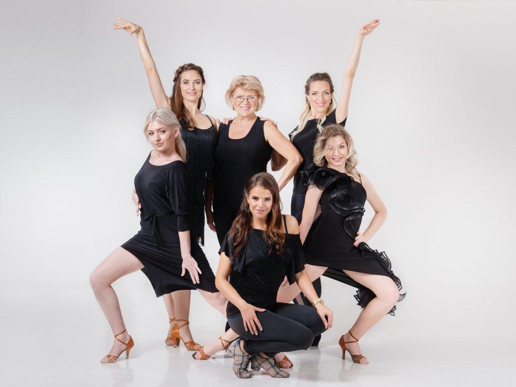 Latin Ladies - různé úrovně (Kladno, Kyšice, Beroun, Chyňava)