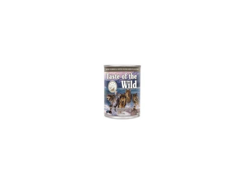 Taste of the Wild Wetlands 390g konz.pes