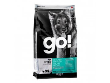 PetCurean GO Fit + Free Grain Free 11,33kg
