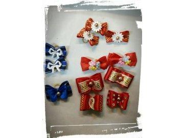 Mašličky pro malé pejsky :-)