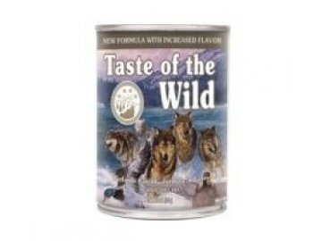 Taste of the Wild Wetlands 390g konz.pes