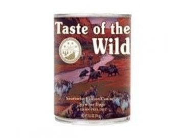 Taste of the Wild Southwest Canyon 375g konz.pes