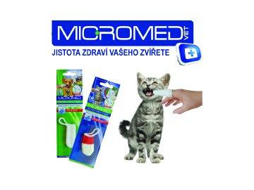 MICROMED kartáček zubní na prst PES