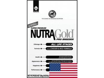 NutraGold Breeder Bag 20kg