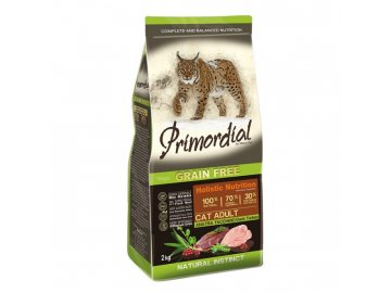 PGF Cat Adult Duck & Turkey 2kg