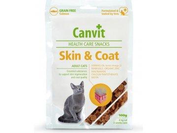 canvit cat snack skin