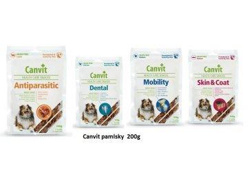 Canvit Snacks Skin & Coat 200g