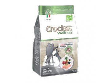 crockex adult chicken