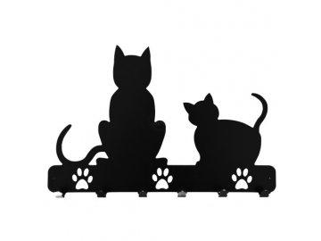 malá a velká kočka 500x500