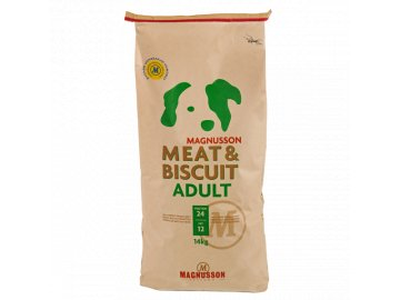 Magnusson Meat Biscuit ADULT 14kg