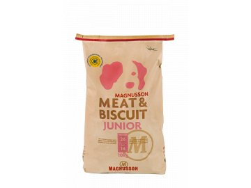 Magnusson Meat Biscuit JUNIOR 10kg