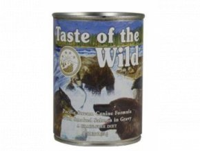 Taste of the Wild Pacific Stream 375g konz.pes