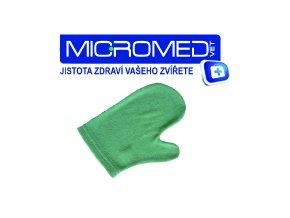 MICROMED rukavice na psy a koně S