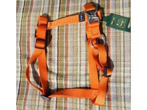Kšíry ALU-Strong - oranžová vel.L