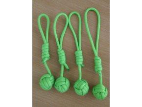 Přívěšek kulička - zelená