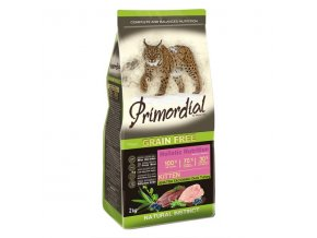 PGF Kitten Duck & Turkey 2kg