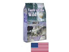 Taste of the Wild Sierra Mountain Canine 6kg