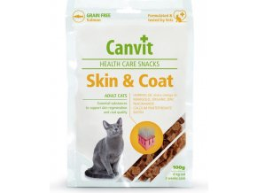 canvit cat snack skin