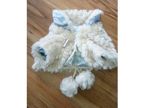 Obleček - kabátek 20cm