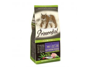 pgf cat neutered turkeyherring 2kg