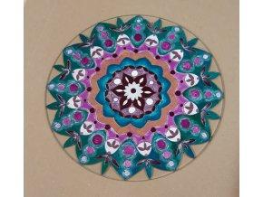Mandala Zrod myšlenky 15 cm