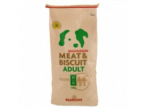 Magnusson Meat Biscuit ADULT 14kg
