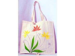 Taška velká - tři květiny