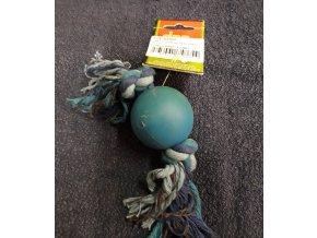 Hračka pes - přetahovadlo míček