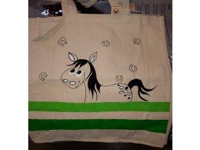 Taška velká - kůň