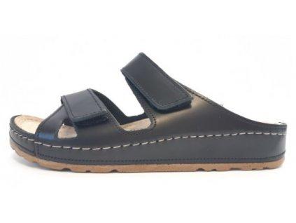 Screenshot 2021 07 20 at 13 53 58 Mediline dámské pantofle L182 001 černé AZAobuv