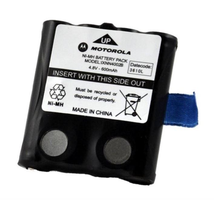 Baterie pro vysílačky