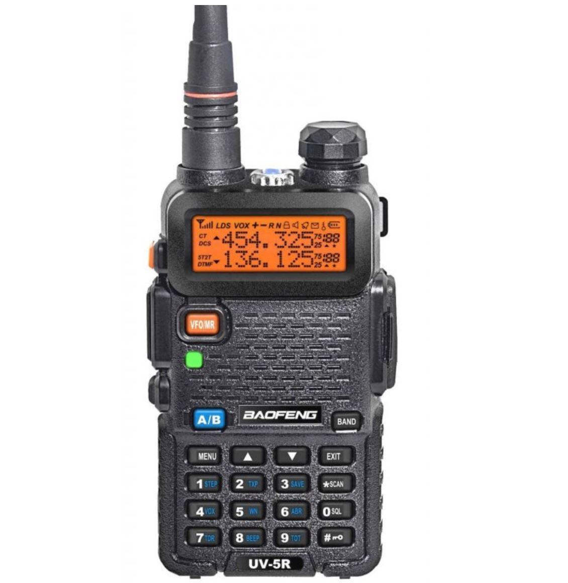 Dualband radiostanice