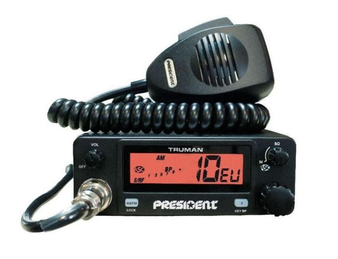 CB radiostanice