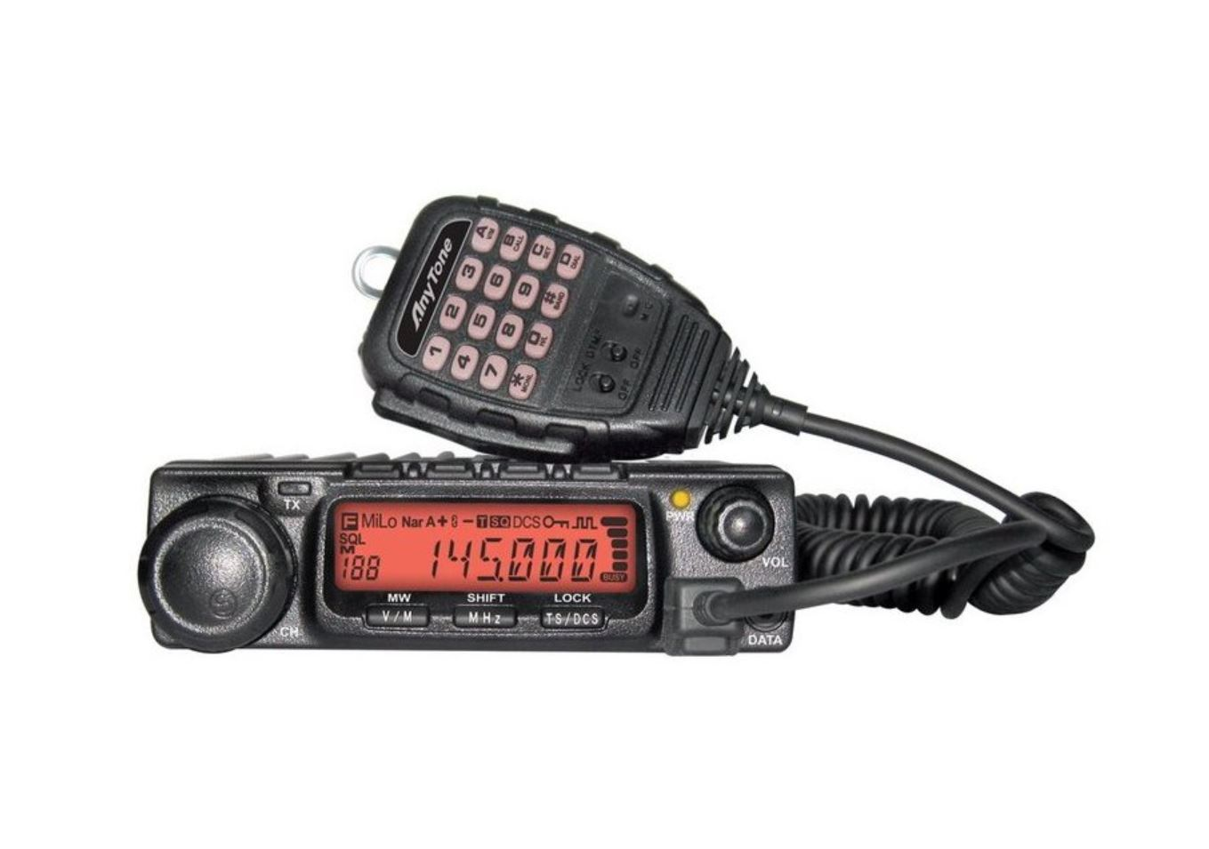 HF radiostanice