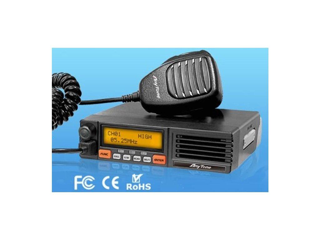 AT-5189 HF 66-88 MHz