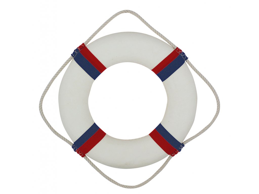 Záchranný kruh dekorační 50 cm