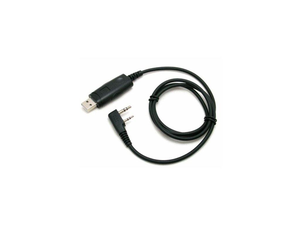 Wouxun Kenwood TYT Baofeng programovací kabel USB