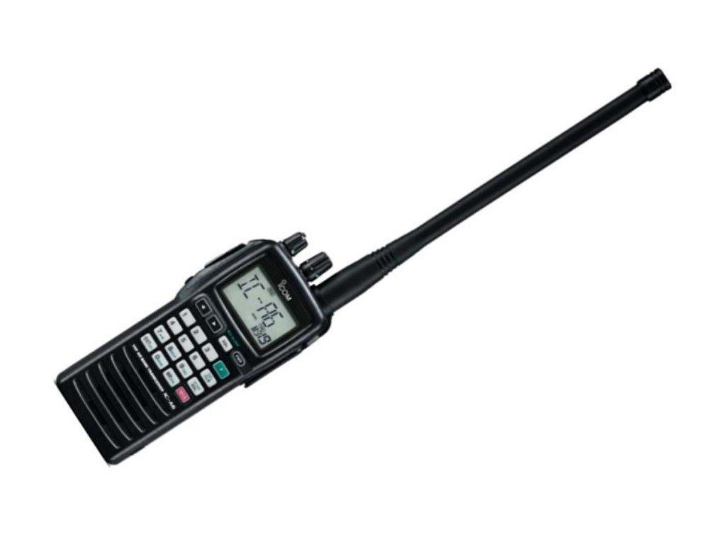 Icom IC-A6E (8.33 kHz)