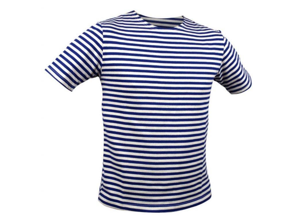 Námořnické triko dětské krátký rukáv