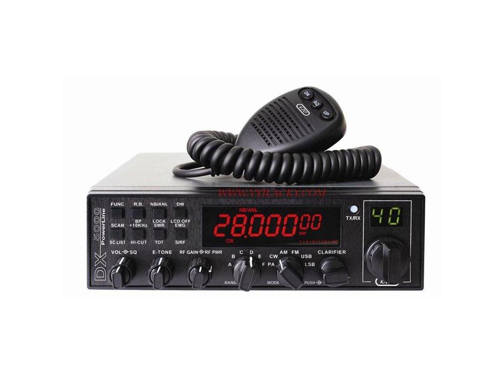 DX-5000 FM/AM/SSB