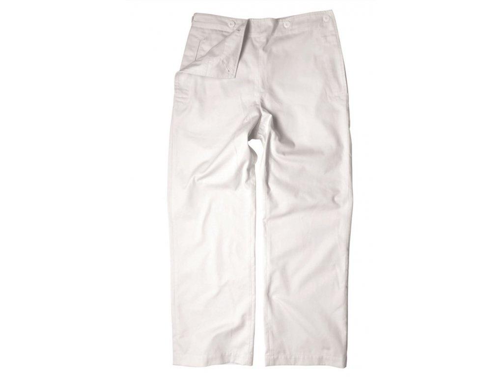 Kalhoty BW MARINE námořnické BÍLÉ BW Vel. 8 (M)