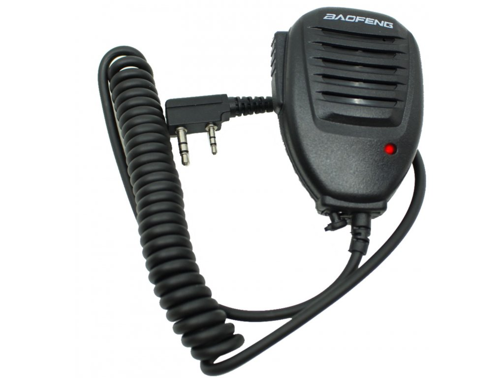 Mic BAOFENG - mikrofon / reproduktor pro Baofeng UV-5R