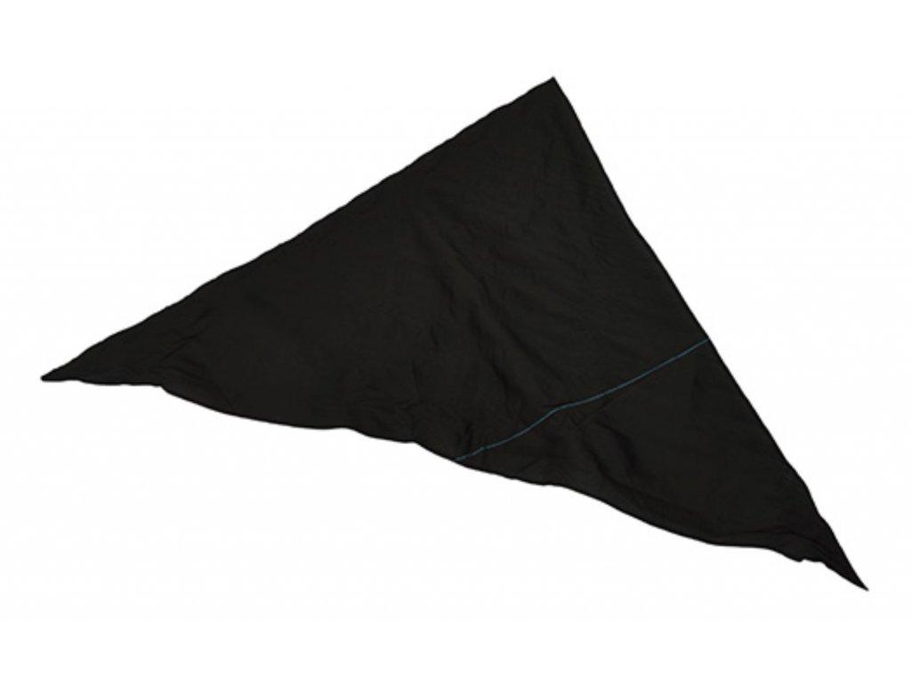 Šátek BW Marine NÁMOŘNÍ černý originální 128 x 85 cm