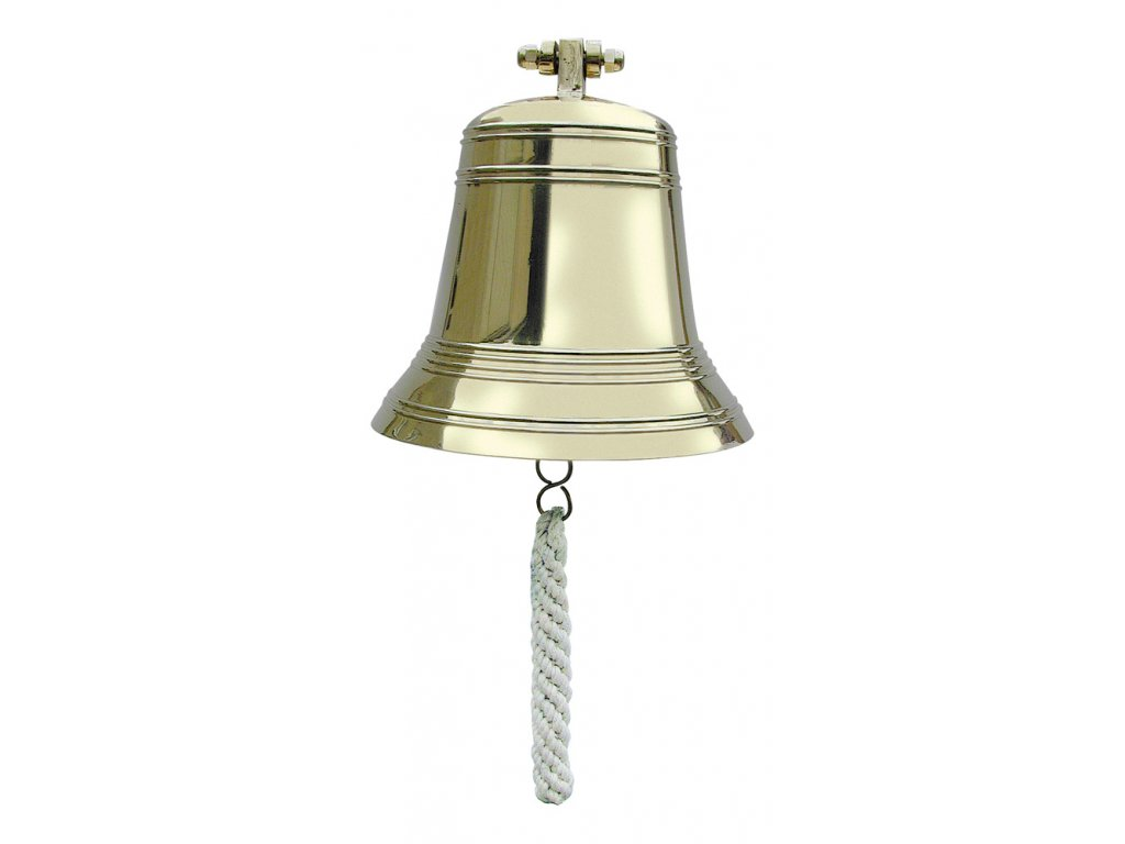 Lodní zvon mosazný Ø 22,5 cm 7055