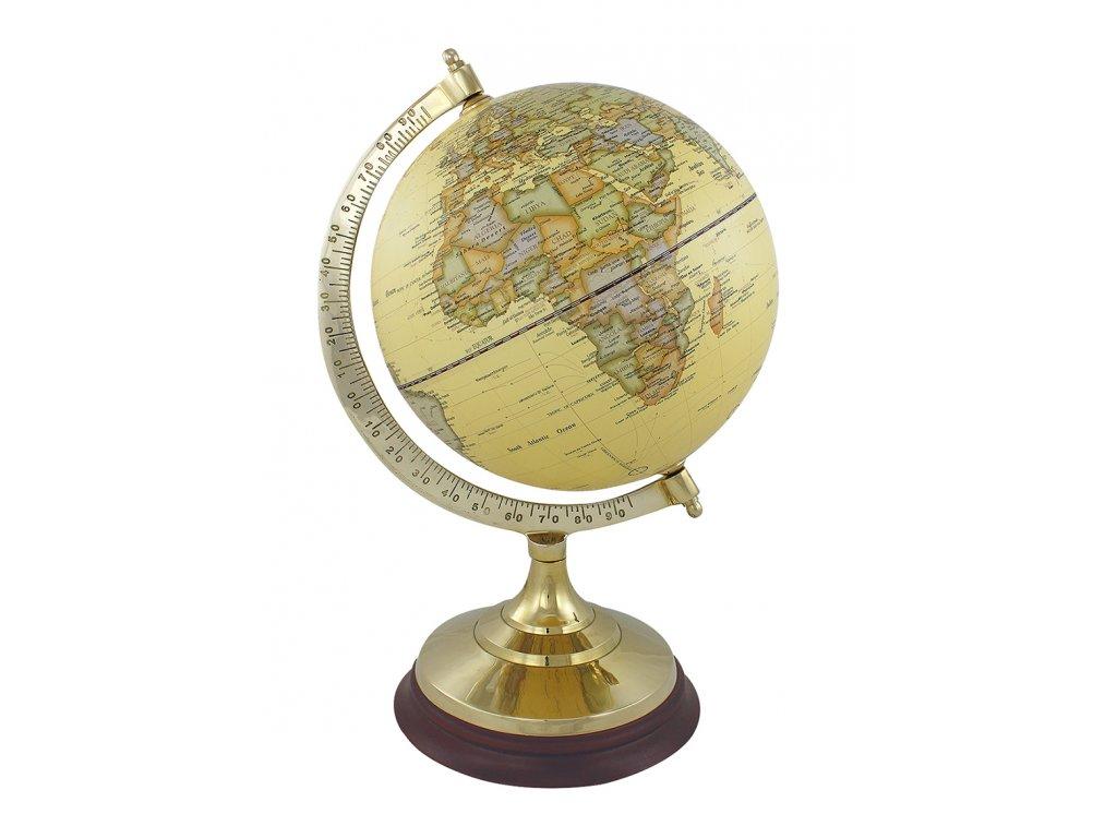 Glóbus zeměpisný průměr 16,5 cm