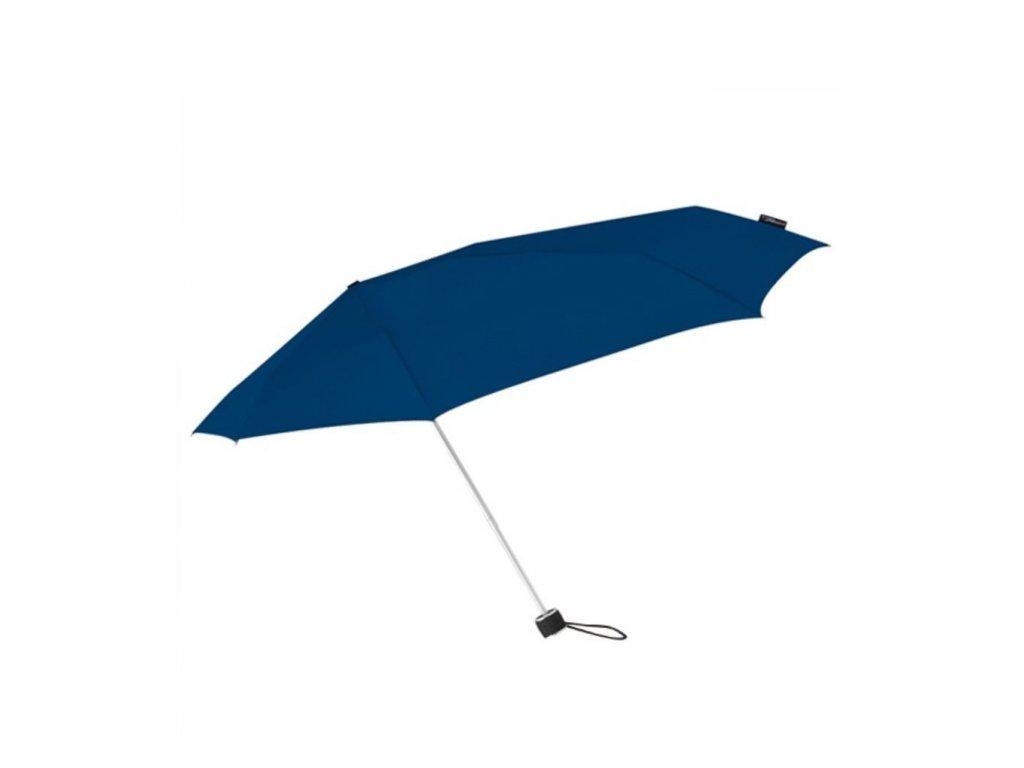 STORMini® - aerodynamický bouřkový větruodolný deštník - tmavě modrá námořnická