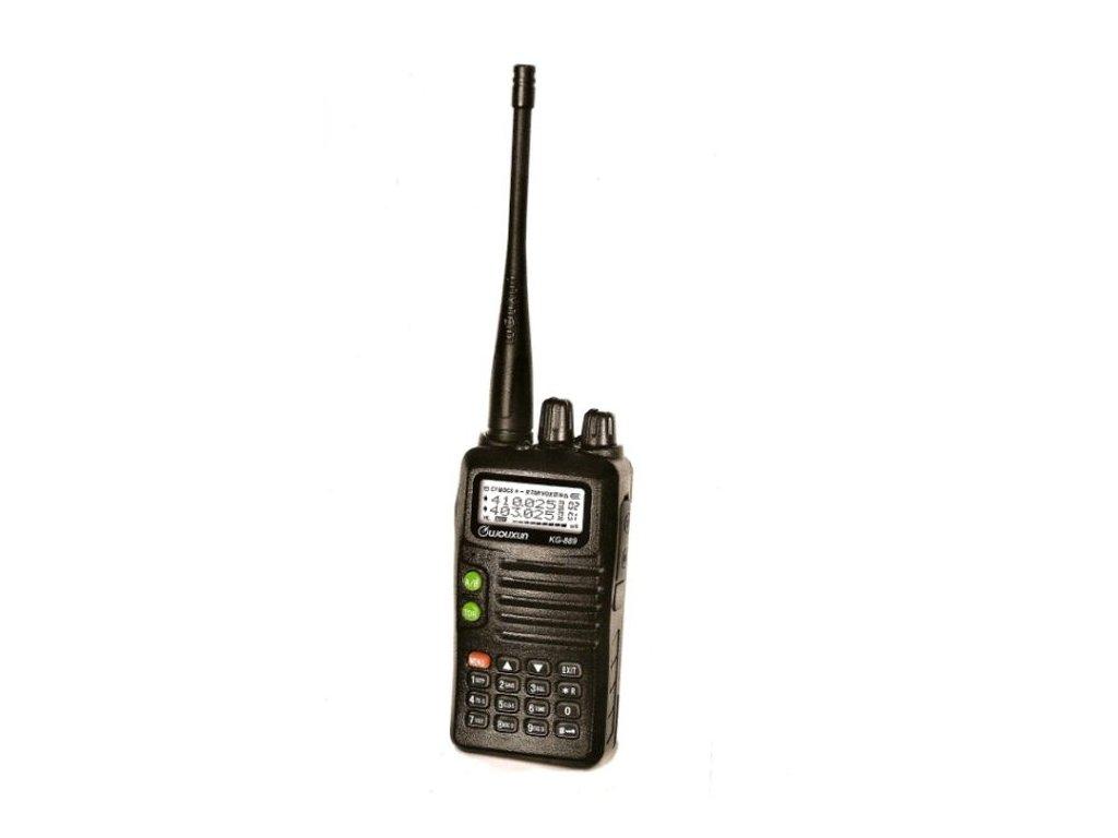 WOUXUN KG-889 HF 66-88 MHz
