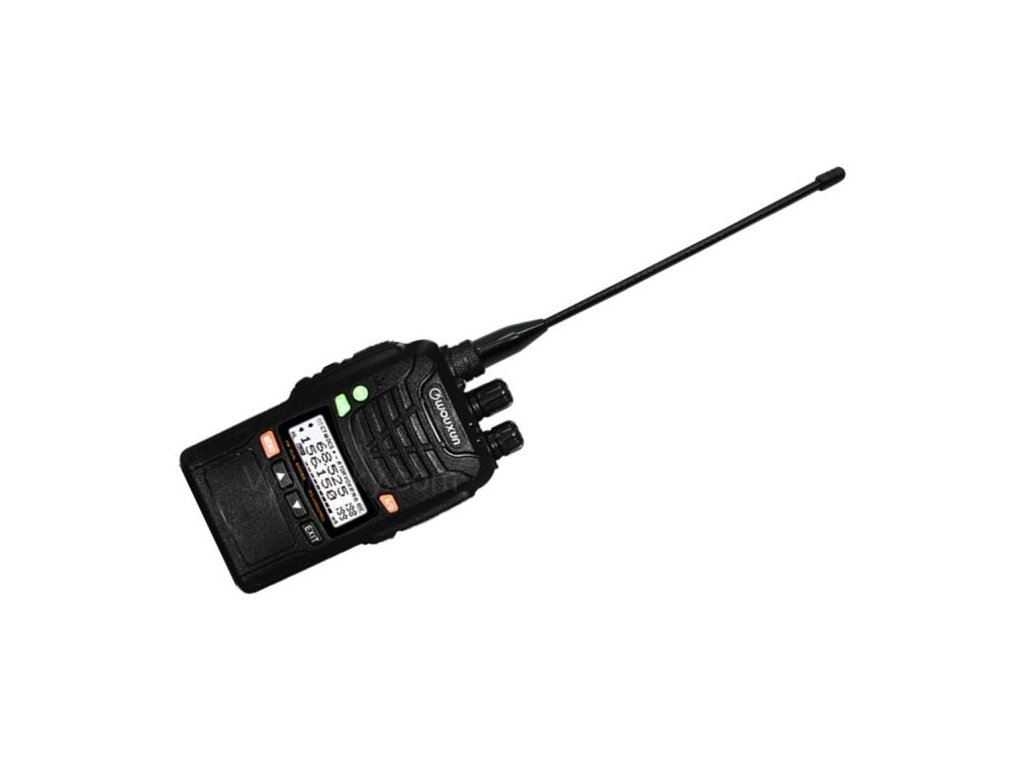 WOUXUN KG-UV6D pro HF / UHF